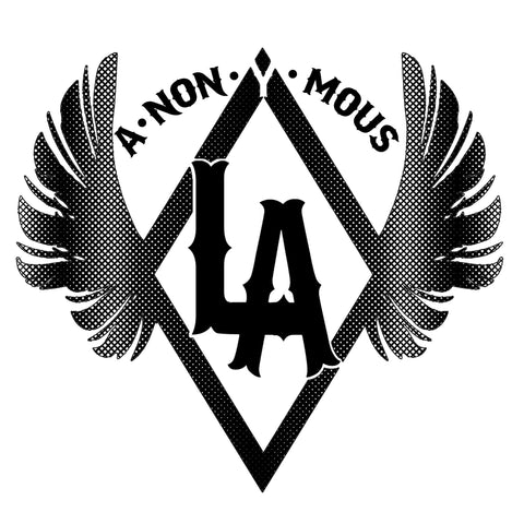 Anonymous LA Gift Card - Anonymous L.A.
