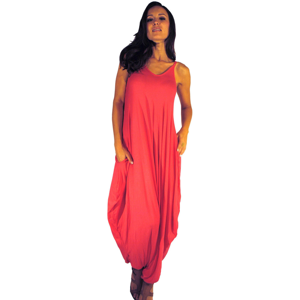 Coral Carri Harem Maxi - Anonymous L.A. - 1
