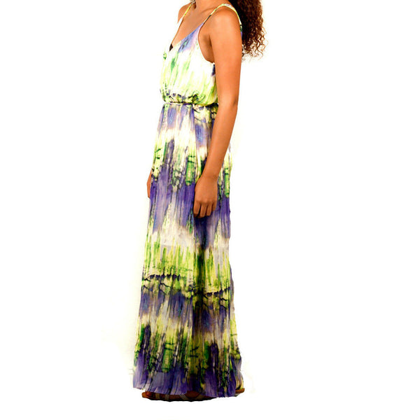 Lovestitch Tye Dye Maxi Dress - Anonymous L.A. - 1