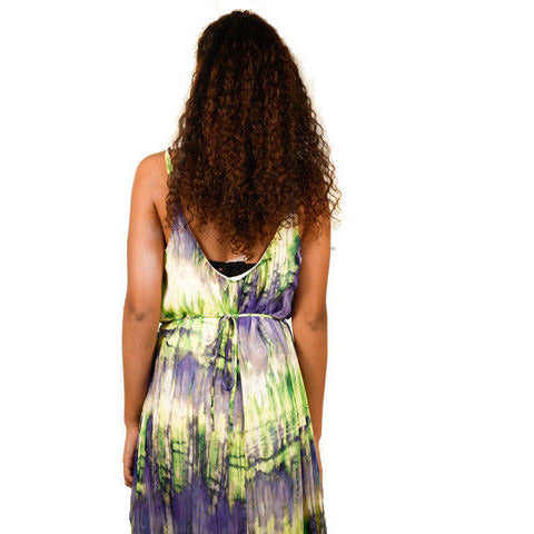 Lovestitch Tye Dye Maxi Dress - Anonymous L.A. - 2