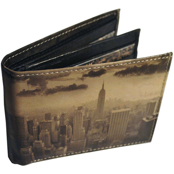 New York!!! + Manhattan Fish Eye Wallet - Anonymous L.A. - 1