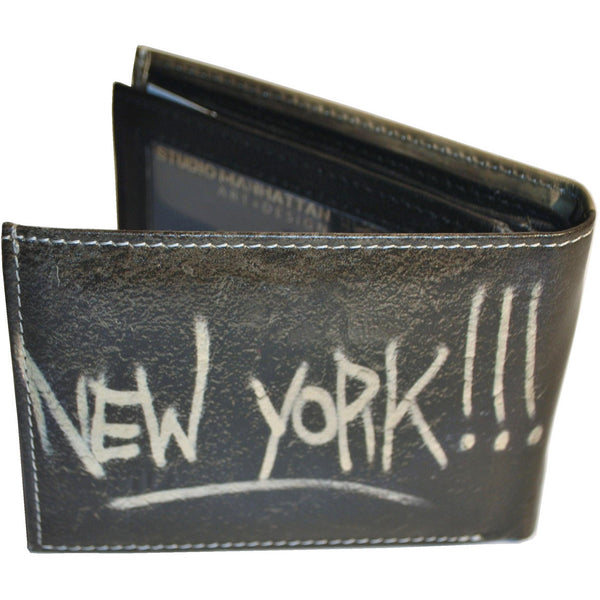 New York!!! + Manhattan Fish Eye Wallet - Anonymous L.A. - 2