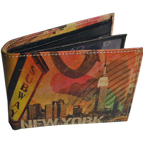NY Combo Wallet - Anonymous L.A. - 1
