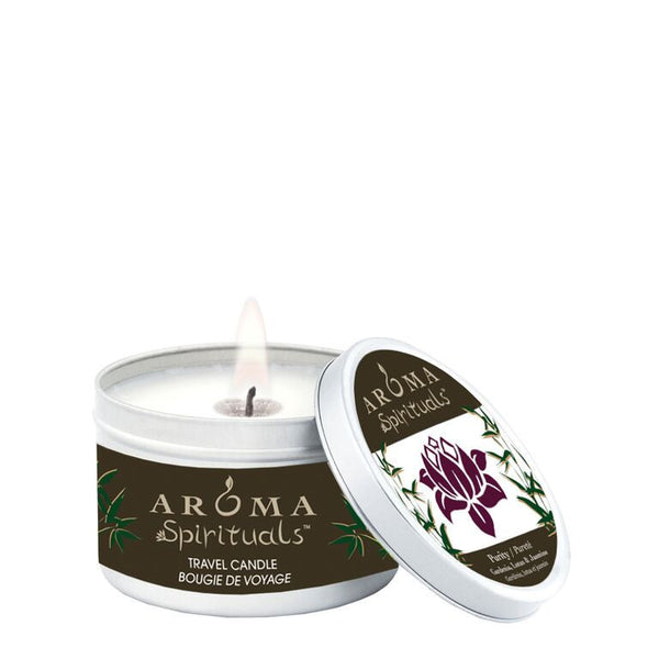 Aroma Spirituals Travel Candle - Anonymous L.A. - 4