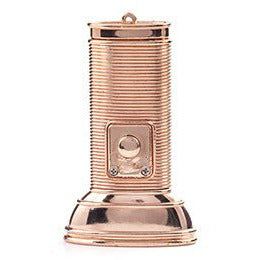 Copper Flat Flashlight