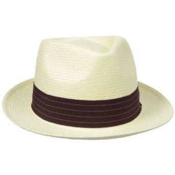 Snare Straw Fedora - Anonymous L.A. - 1