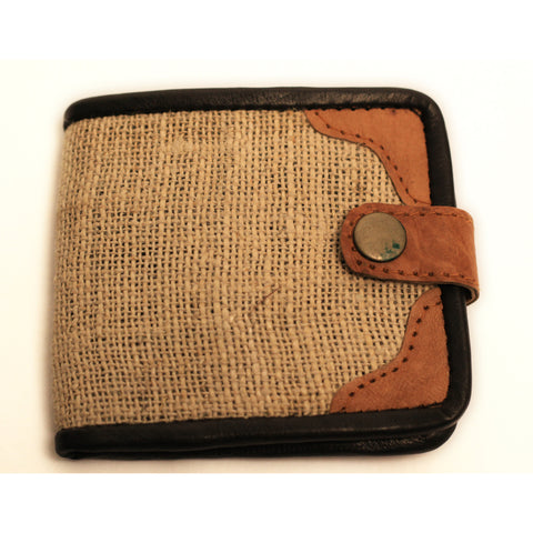 Mens Hemp Wallet