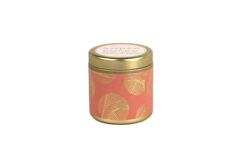Amber + Smoke 3oz Soy Travel Candle