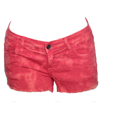 Klique B Coral Dye Shorts - Anonymous L.A. - 1