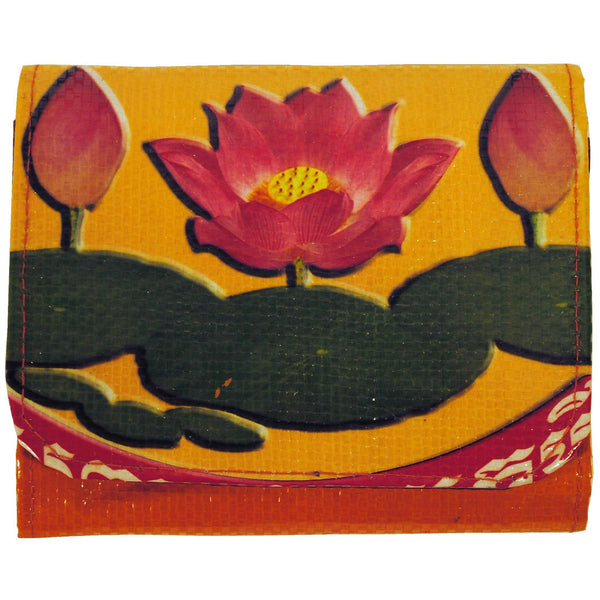 Lotus Fold Wallet - Anonymous L.A. - 1