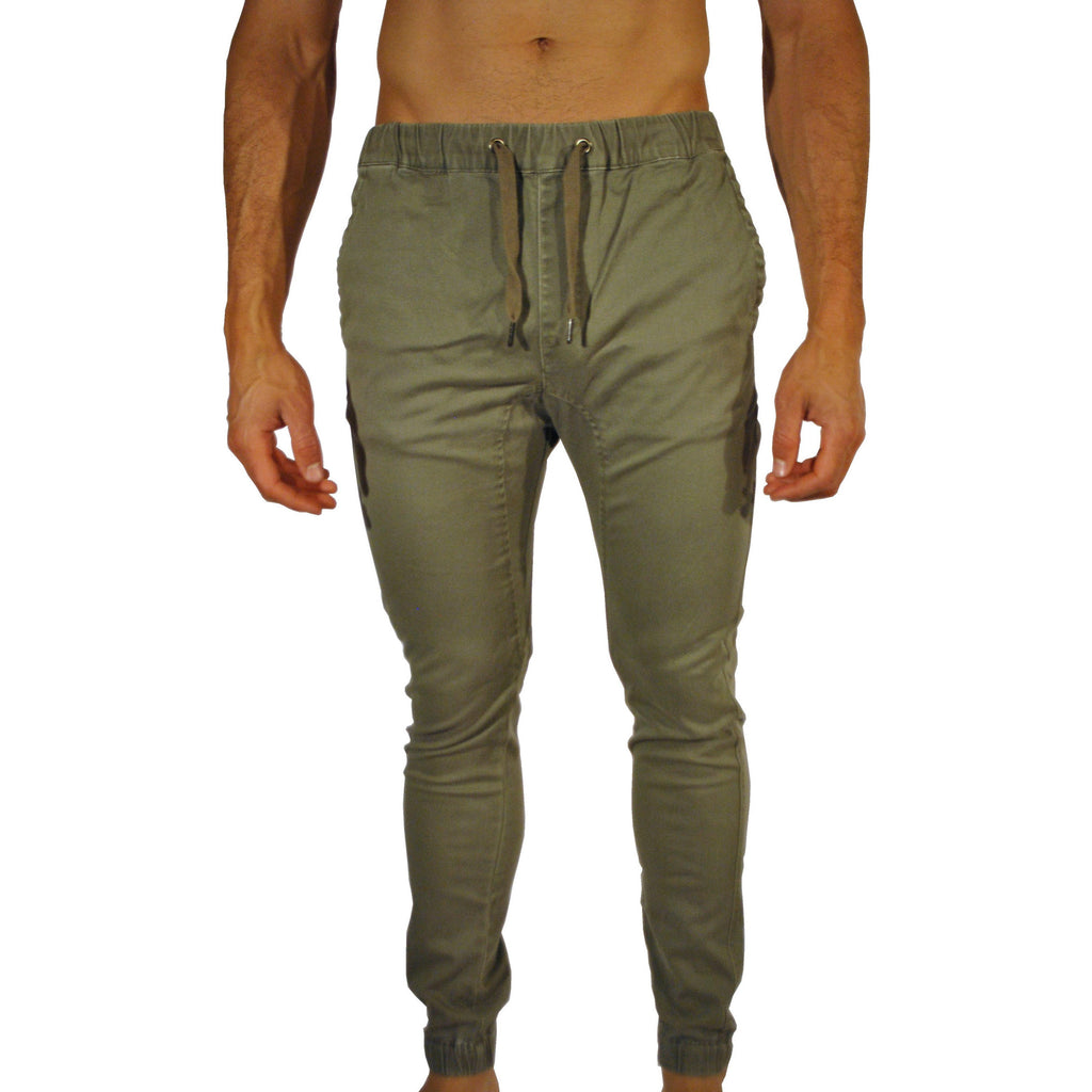 MCBX-680 Drop Crotch Pants - Anonymous L.A. - 1