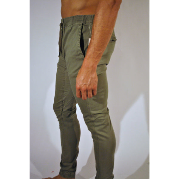 MCBX-680 Drop Crotch Pants - Anonymous L.A. - 2