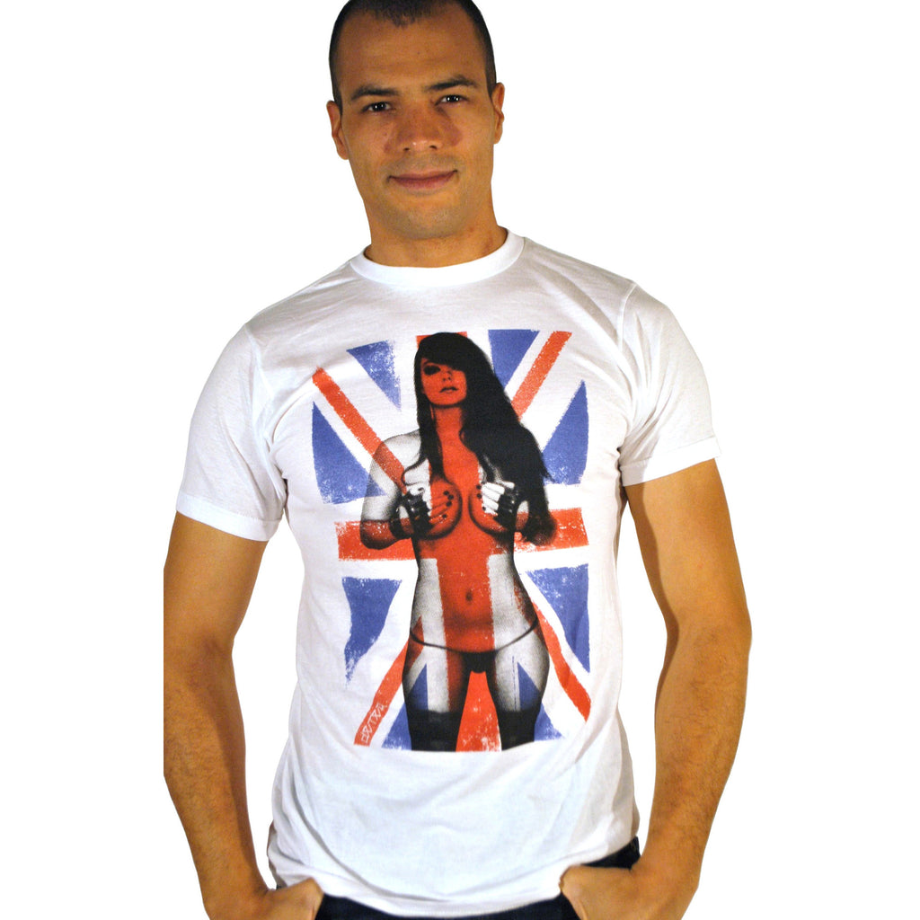 British Hottie T-Shirt - Anonymous L.A.