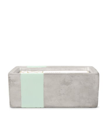 Sea Salt & Sage Urban Rectangular Soy Candle