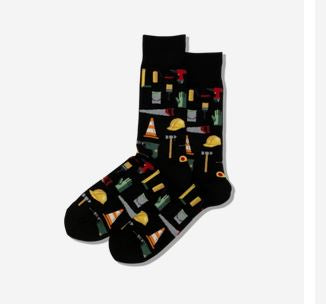 Men's Tools Crew Socks