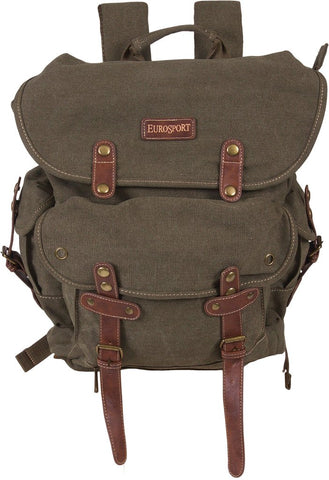 Multi Pocket Large Backpack