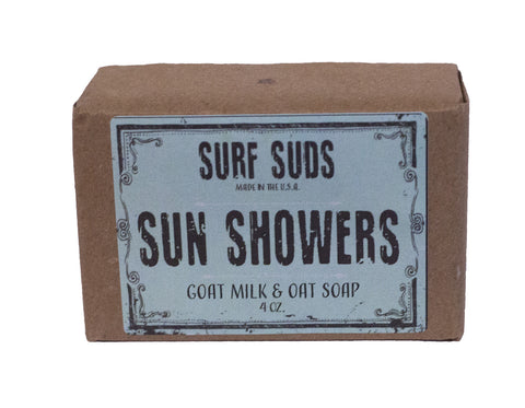 Sun Showers Surf Suds