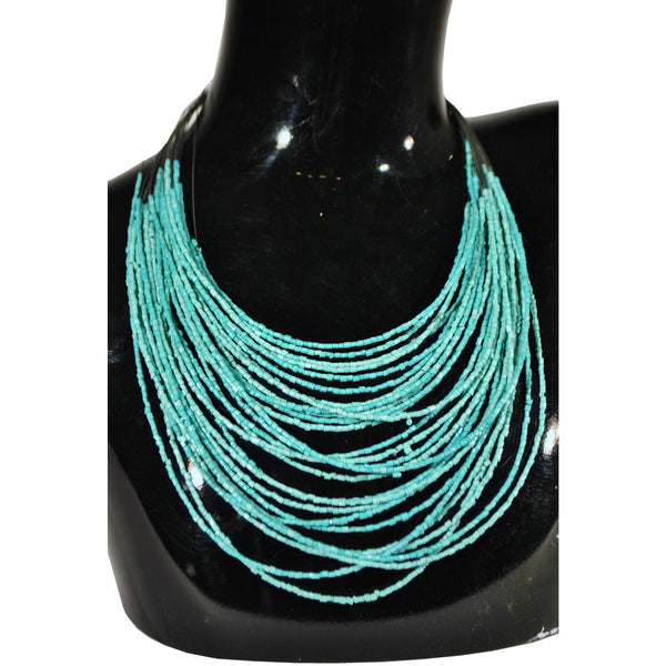 Beaded Layered Necklace - Anonymous L.A. - 2