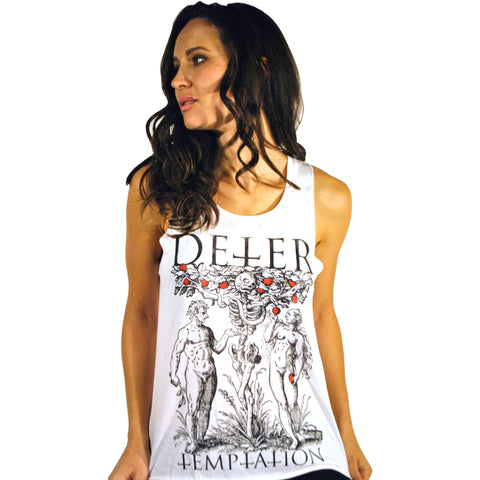 Temptation Deter T-Shirt - Anonymous L.A. - 1