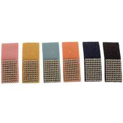 Diamante Hair Clips - 12 Piece (package)