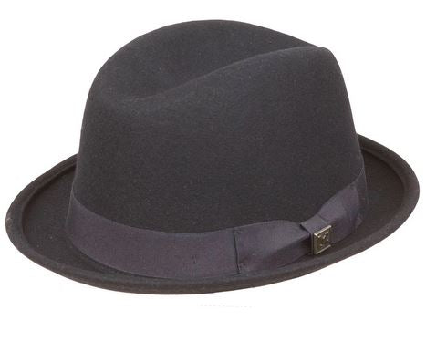 Kenny K - Black Fedora