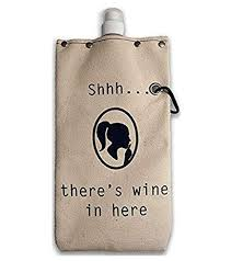 SHHHH... There's Wine In Here