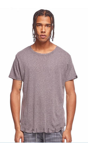 Frayed Scoop T-shirt