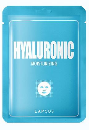 Lapcos Metallic Sheet Masks individual - Hyaluronic
