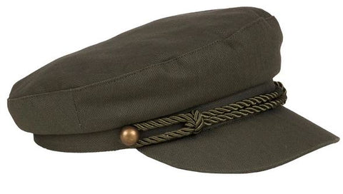Greek Fisherman Cap - Green