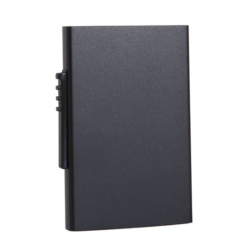 RFID Auto Card Wallet