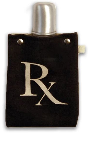 RX - Canvas Flask 120ml