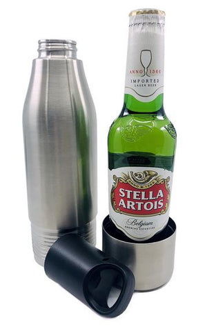 Stainless Bottle Cooler
