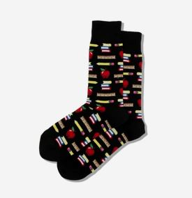 Men's Teacher's Pet Crew Socks