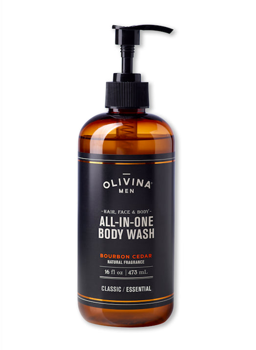 All-in-One Body Wash 16 oz