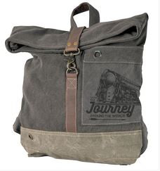 JOURNEY AROUND THE WORLD BACKPACK