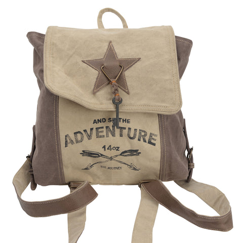 SO THE ADVENTURE BACKPACK