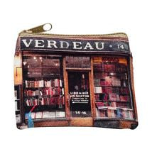 VERDEAU GRAPHIC PRINT COIN PURSE