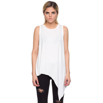 Anna 1908 - Assymetric Tank Top - Anonymous L.A.
