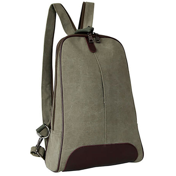 Army Canvas Back Pack - Anonymous L.A. - 1