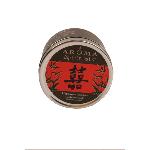 Aroma Spirituals Travel Candle - Anonymous L.A. - 1