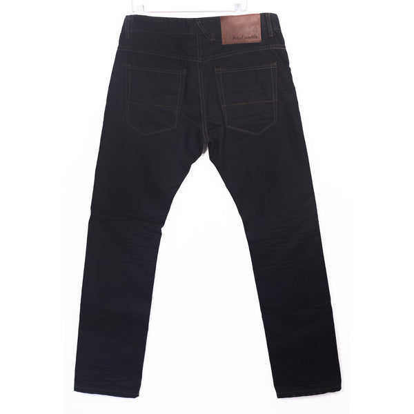 Art Of Possible Black Coated Jeans