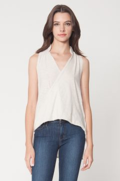 Michelle Atwater Collar Top