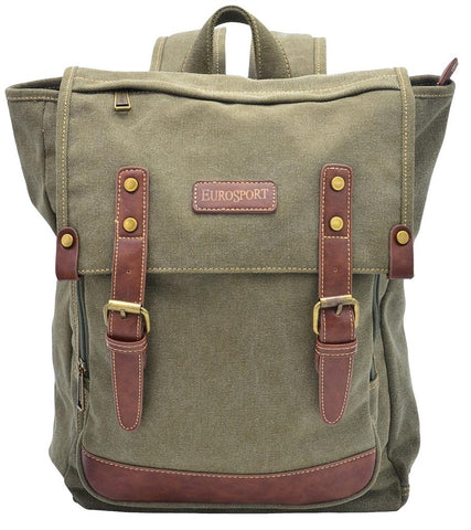 Multi Pocket Eurosport Backpack - B717