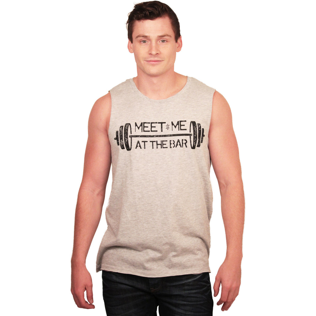 Bar Sleeveless Tee - Anonymous L.A. - 1