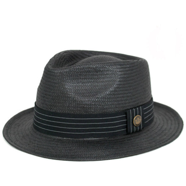 Snare Straw Fedora - Anonymous L.A. - 3