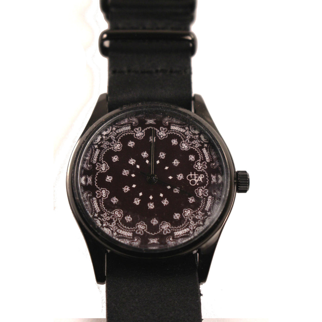 Cheapo Pop Bandana Analog Watch - Anonymous L.A.