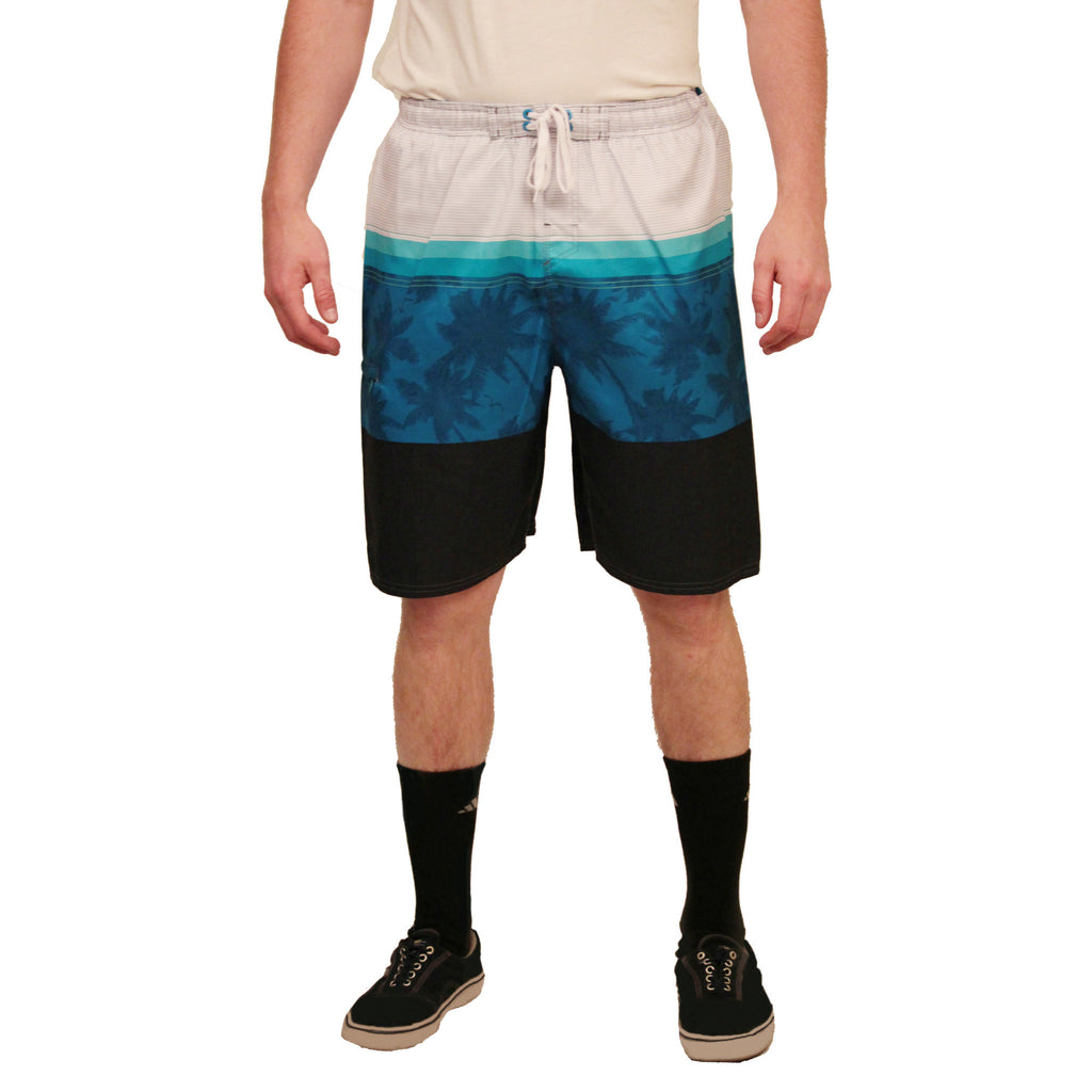 Micro Fiber Swim Board Shorts - Anonymous L.A. - 1