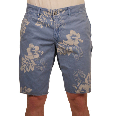 Blue Luau Shorts - Anonymous L.A. - 1