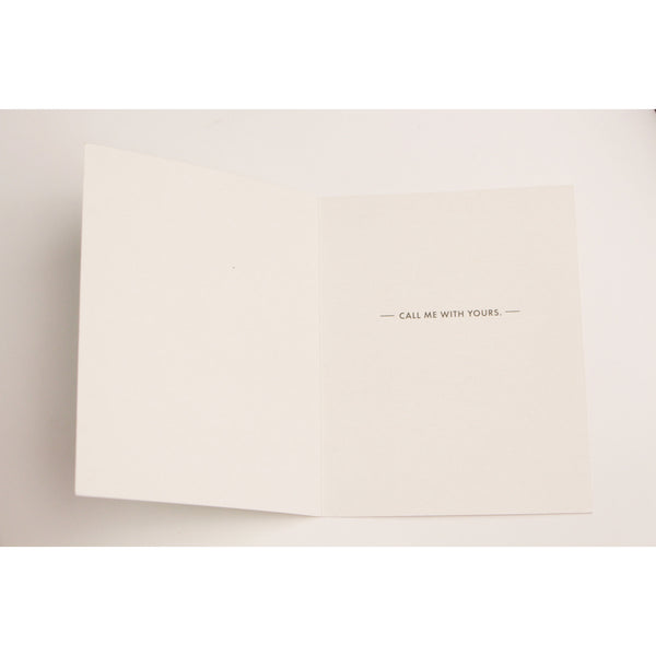 Bored | Friendship Card - Anonymous L.A. - 2