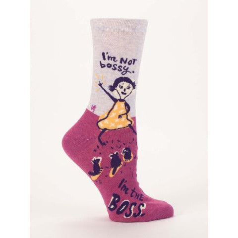 I'm Not Bossy, I'm The Boss Socks - Anonymous L.A.
